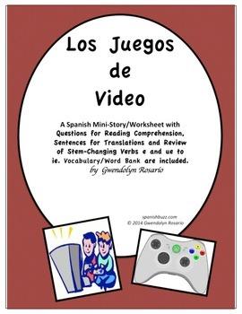 Los Juegos de Videos