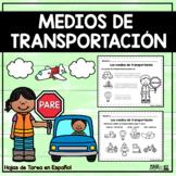 Los Medios de Transportación