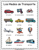 Los Medios de Transporte Vocabulario {Spanish Transportation Vocabulary}