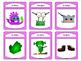 Los Monstruos y El Cuerpo Spoons Card Game -The Body Vocab