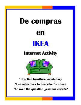 Los Muebles: De compras en IKEA
