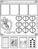 Los Numeros 1-10 numeros San Valentín  Representing numbers 1-10 Mrs. Partida