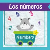 Los Números en Español