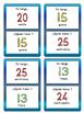 Los Números-Yo tengo…¿Quién tiene..?  Card Game-Spanish Numbers Vocabulary 0-30