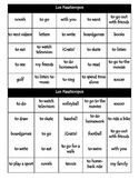 Los Pasatiempos - Set of 30 Bingo Cards (Expresate 1, Ch. 3)