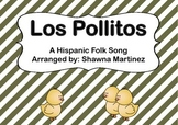 """Los Pollitos"" a Hispanic Folk Song (third grade)"