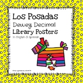Los Posadas Dewey Decimal Library Posters (English & Spanish)