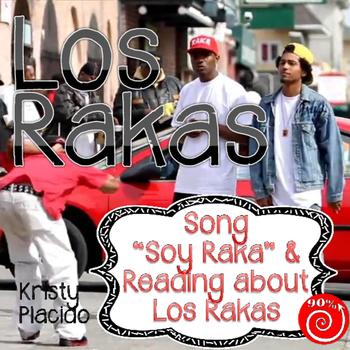 Los Rakas Music and Reading Pack