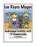 Los Reyes Magos Audiovisual Interpretive Activity with TV