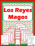 Los Reyes Magos Coloring pages and more
