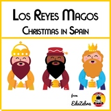 Los Reyes Magos - Christmas in Spain - Activity Pack