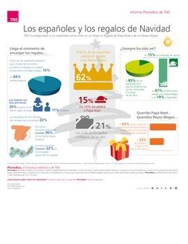 Los Reyes Magos - Infograph/IPA interpretive activity