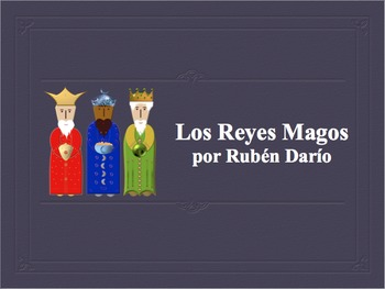 Los Reyes Magos - Three Kings Day Presentation