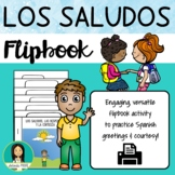 Los Saludos / Spanish Greetings Mini Book