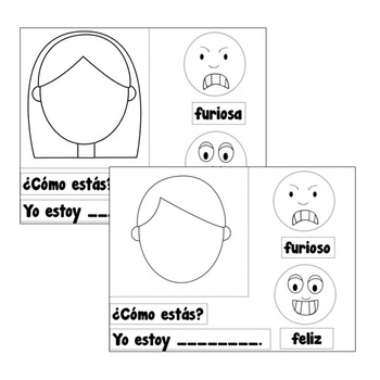 Los Sentimientos - Interactive Notebook