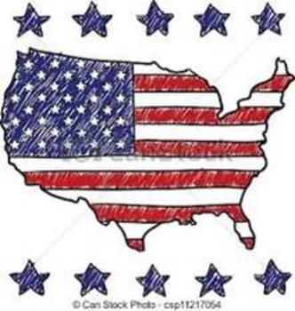 Los  Simbolos de los Estados Unidos