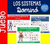 Los Sistemas, dominó | Pack de juegos | Spanish Resources