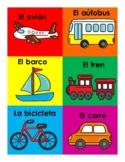 Los Transportes  - The transportation