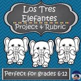Los Tres Elefantes Project Rubric (editable)