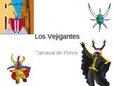 Los Vejigantes-Puerto Rico