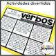 Los Verbos (Verbs in Spanish)