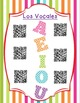 Los Vocales - Spanish reading center Perfect for Dual Language
