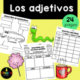 Los adjetivos (Adjectives in Spanish)