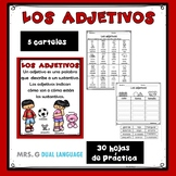 Los adjetivos  Adjectives in Spanish