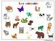 Los animales ~ Flyswatter game MiniMataMoscas