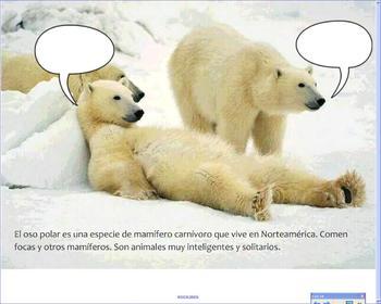 Los animales hablan