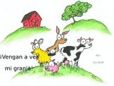 Los animales (la granja y la selva)