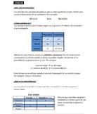 Los artículos y sustantivos en español