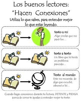 Los buenos lectores hacen conexiones