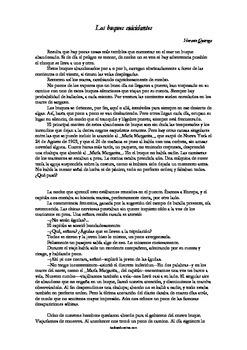 Los buques suicidantes Horacio Quiroga Comprensión lectora  y Redacción AP