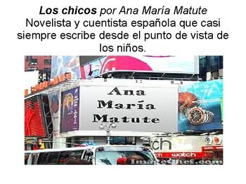 Los chicos por Ana María Matute