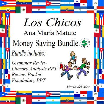 Los chicos por Ana María Matute (bundle)