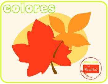 Los colored -The colors (fall leafs)
