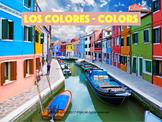 Colors in Spanish/ Los colores en español