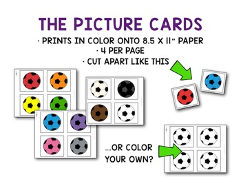 Los colores: Spanish Colors Word Wall Cards