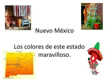 Los colores de Nuevo México