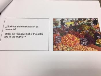 Los colores del mercado
