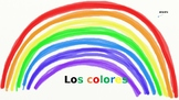 Los colores en español