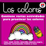 Los colores (in Spanish)