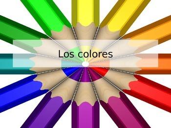 Los colores y animales