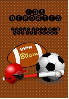 Los deportes - Printable - Exercises and games