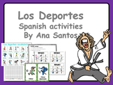 Los deportes -Spanish activities