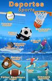 Los deportes/ sports