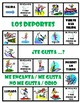 Los deportes-Encantar/Gustar/Odiar-Board Game+Free Make-Your-Own (Blank) Version