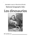 Los dinosaurios - Libro de no-ficción National Geographic Kids