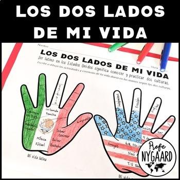 Los dos lados de mi vida- a complete lesson for heritage speakers class
